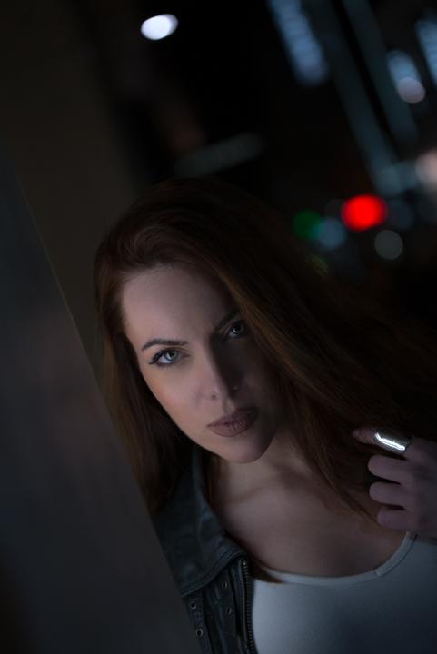 Σεμινάριο Φωτογραφίας - Νυχτερινό Γυναικείο Πορτραίτο